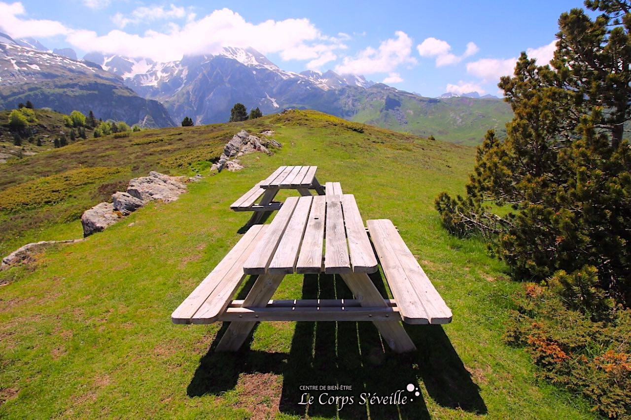 Se ressourcer en Pyrénées béarnaises un week-end, une semaine, sur un coup de tête.