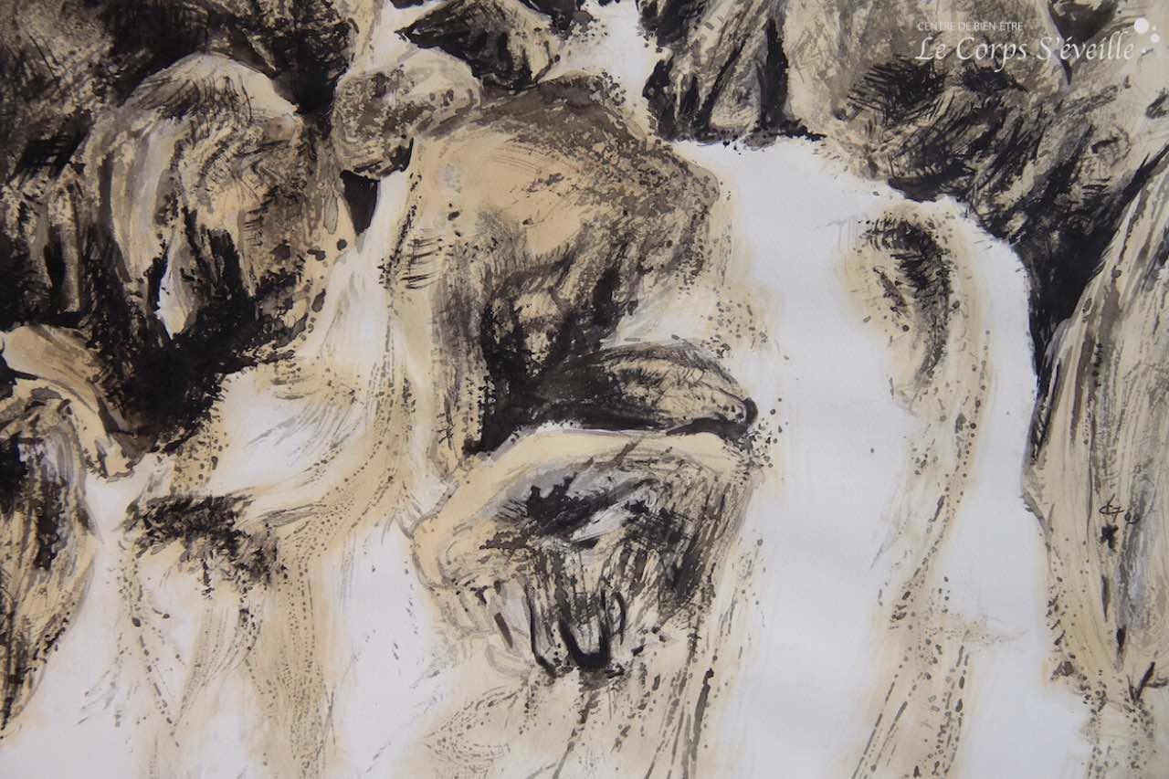 Artiste peintre : Danièle Gay.