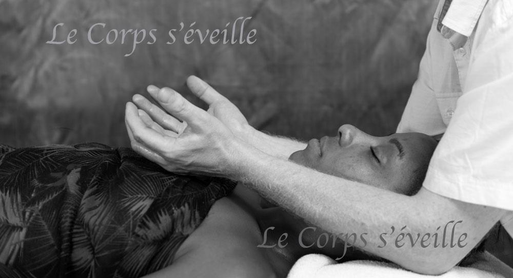 Les massages vus par Cyrille Cauvet, photographe, au Centre de bien-être en Vallée d'Aspe.