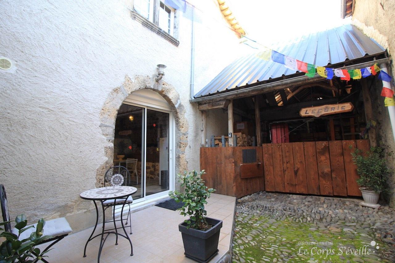 Gîte L'Ecurie à Bedous, en Vallée d'Aspe.