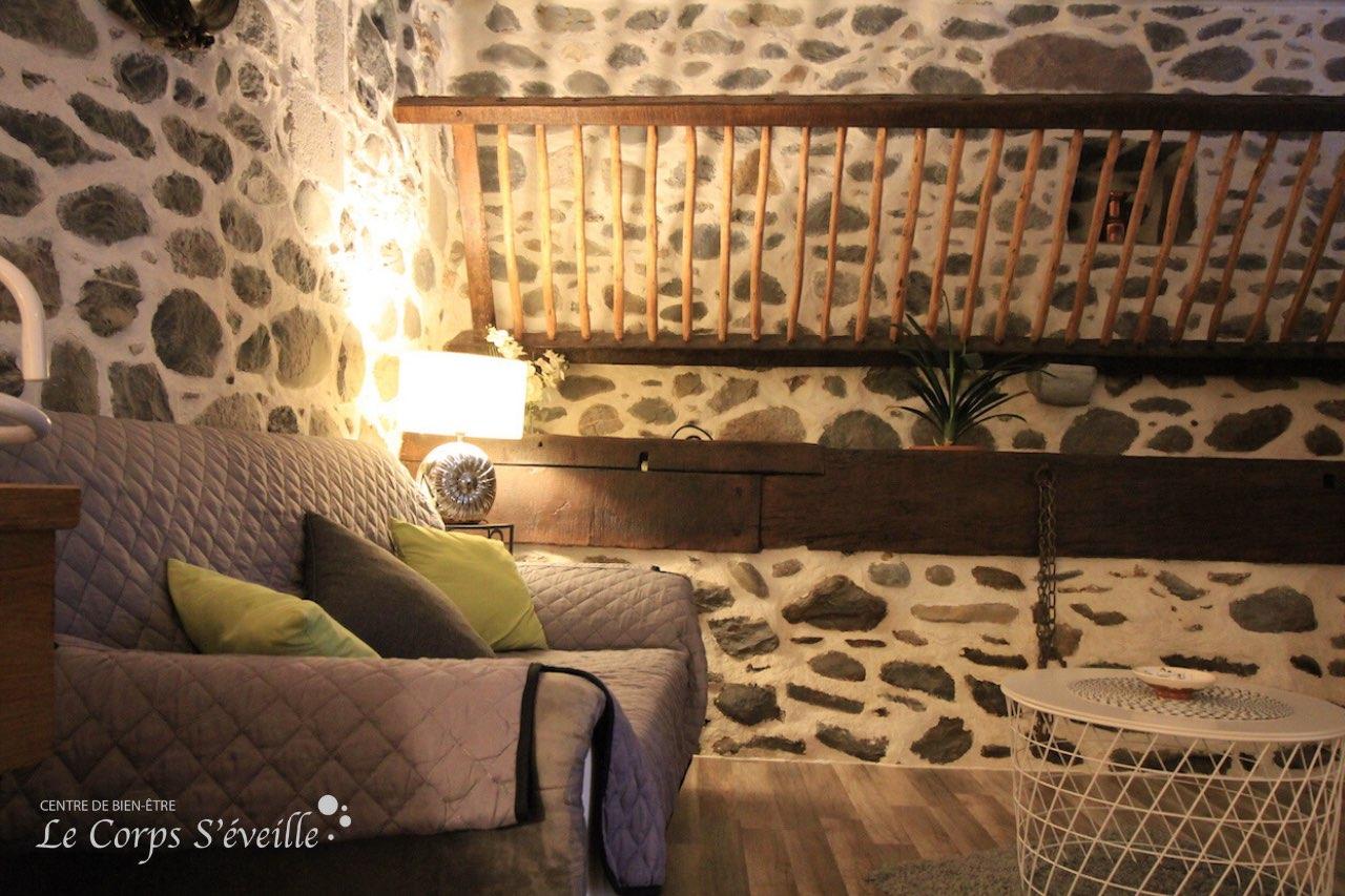 Gîte L'Ecurie à Bedous, dans les Pyrénées béarnaises.