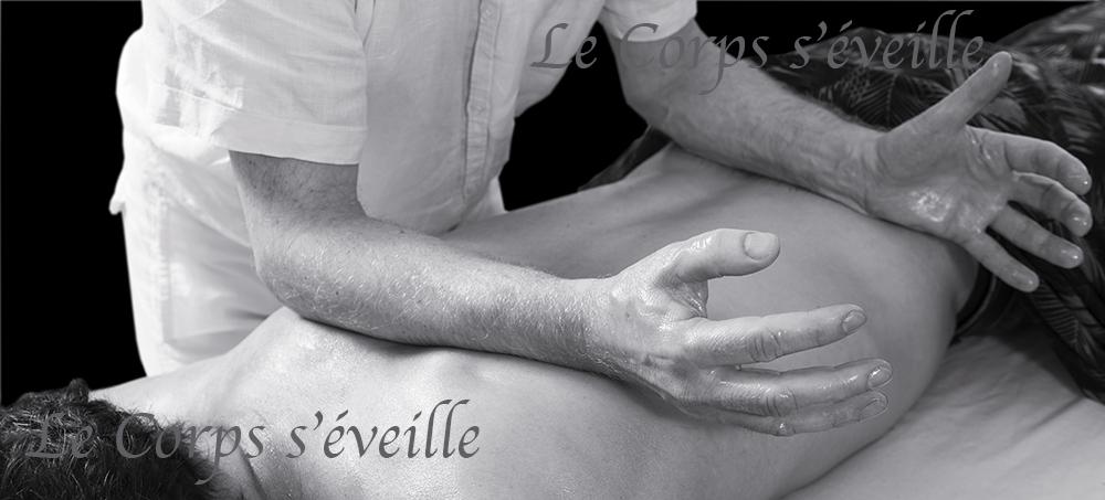 Les massages vus par Cyrille Cauvet, photographe, au Centre de bien-être en Vallée d'Aspe, sud de Pau et Oloron-Sainte-Marie.