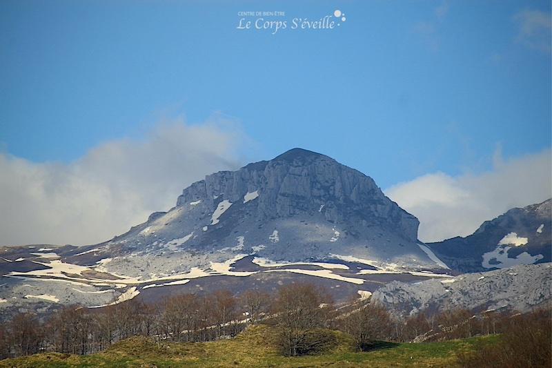 Les massages autrement : respirer un bien-être à pleins poumons en montagne, Pyrénées, Béarn.