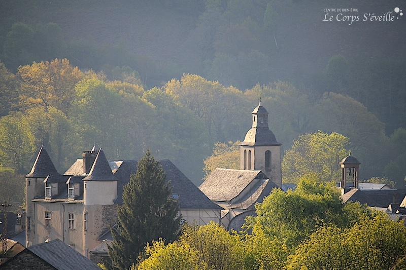 Les massages autrement : un centre de bien-être en Pyrénées béarnaises, sud de Pau.