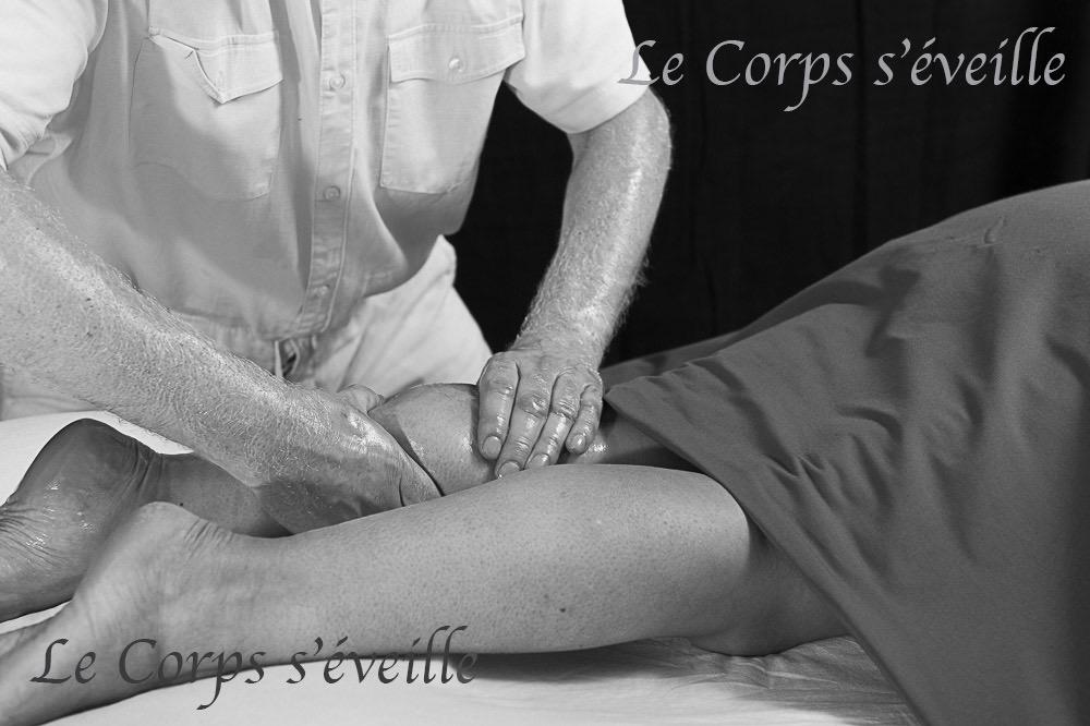 Un massage de qualité respecte la pudeur de chacune et de chacun.