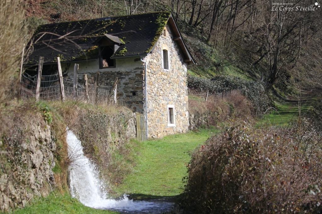 De Bedous, partir en randonnée vers Aydius en Vallée d'Aspe, Pyrénées.