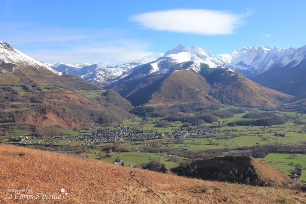 Un temps de bien-être en Vallée d'Aspe, Béarn en Pyrénées.