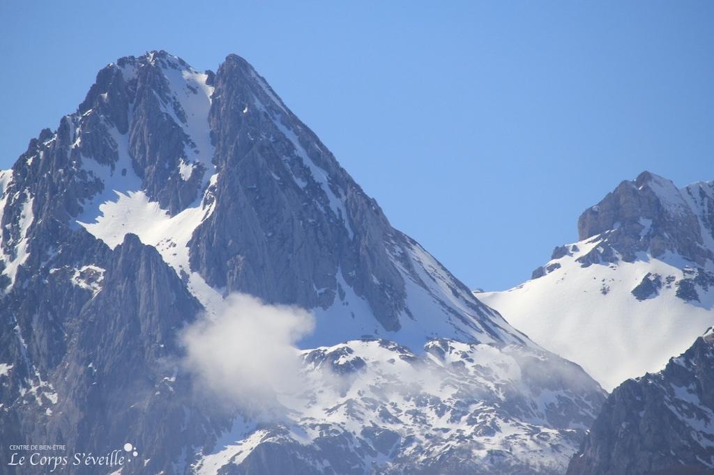Vallée d'Aspe, une montagne où le temps ralentit. Bien-être en Pyrénées Atlantiques.