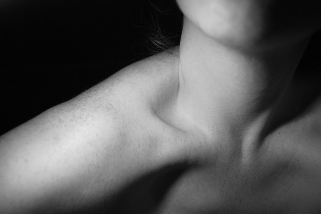 When the body speaks. Photographe : Florie Halet.